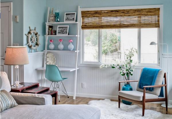 Современная квартира от Sabrina Alfin Interiors