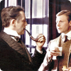 Какую фразу Шерлок Холмс не говорил?