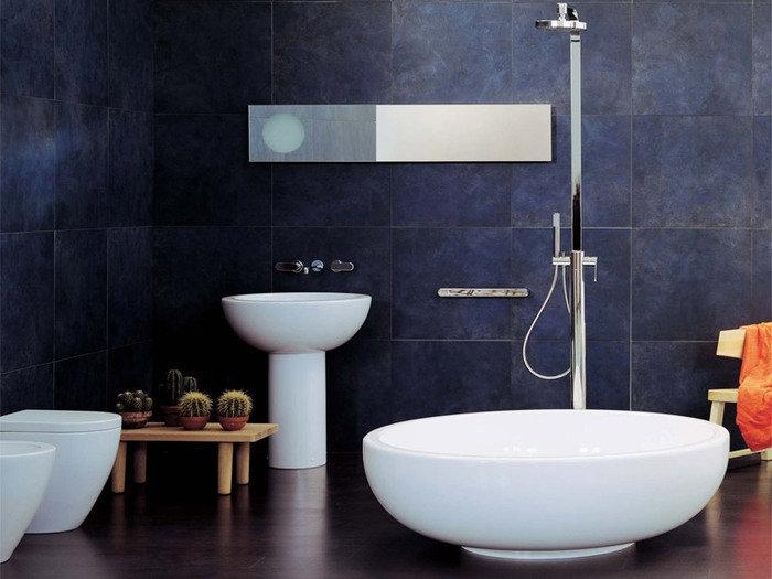 Пора что-то менять: 10 круглых ванн - фото 5
