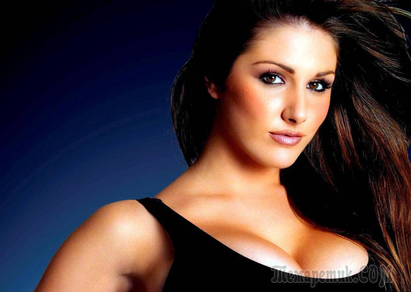 Увеличение груди (увеличение грудных желез) фото до и