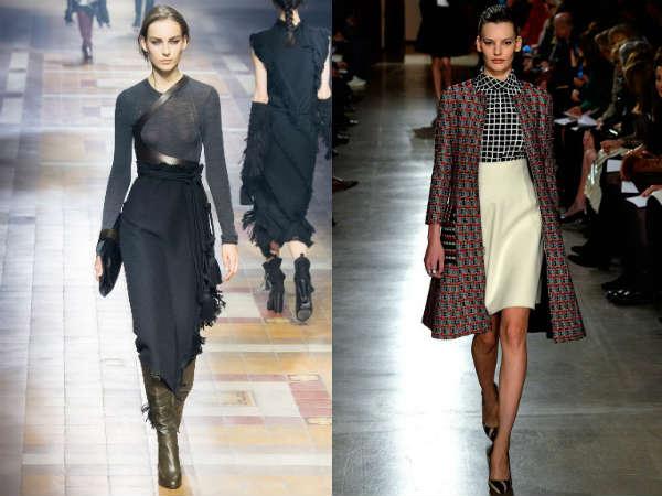Модные юбки на осень-зима 2015-2016