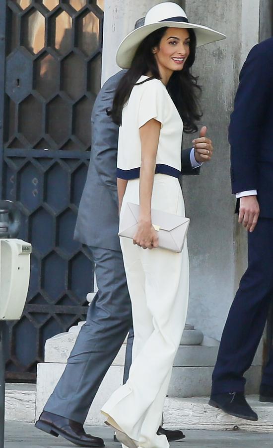 Амаль Клуни в Stella McCartney, Венеция