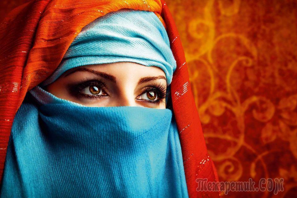 Обучение сексу новой жены у арабов