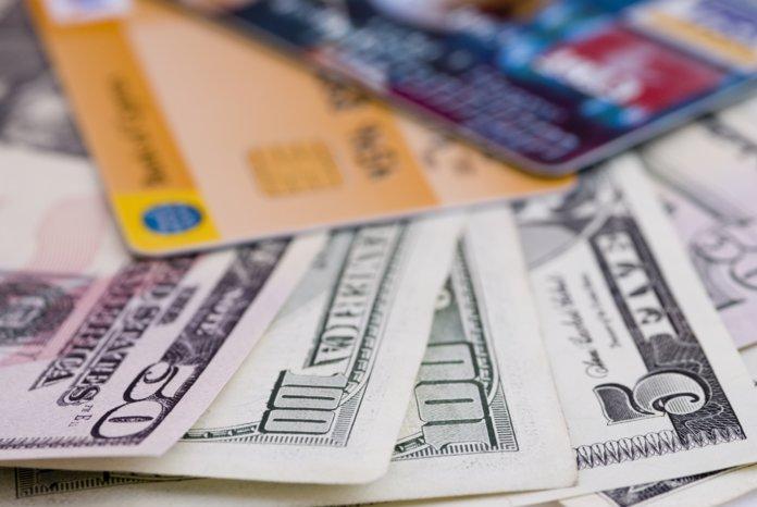 Кредитные карточки и наличка