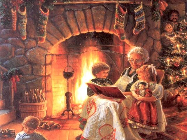 Забытые новогодние книги