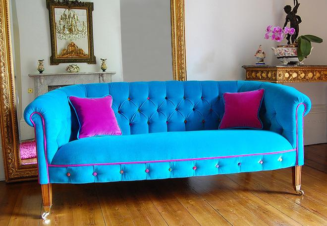 Выбираем стиль дивана