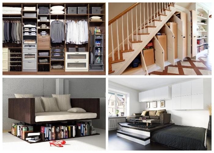 Правильная организация систем хранения – залог чистоты и порядка в доме.