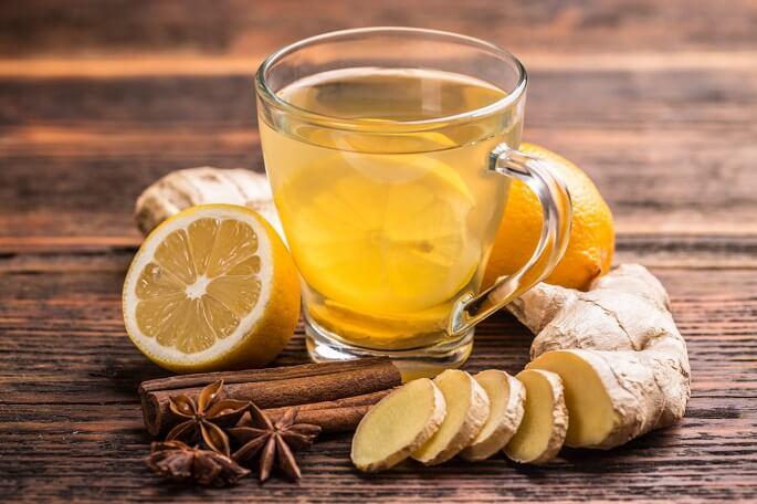 вода с медом и лимоном польза