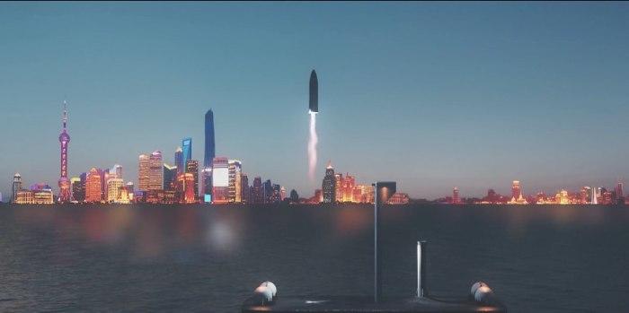 Звучит невероятно, но межгородские ракеты - это реальность.