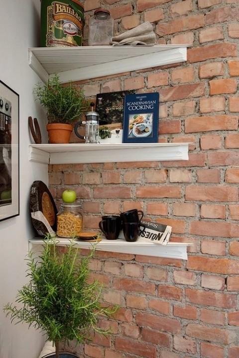 Как обустроить маленькую кухню: 12 простых советов - фото 4