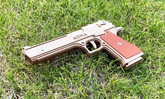 Пистолет на слона: почему Desert Eagle стал оружием-легендой Desert, Eagle, является, пистолет, очень, magnum, действительно, Пистолет, Research, можно, орел», «Пустынный, Magnum, Israel, данный, Industries, пистолеты, компании, помощи, легенда