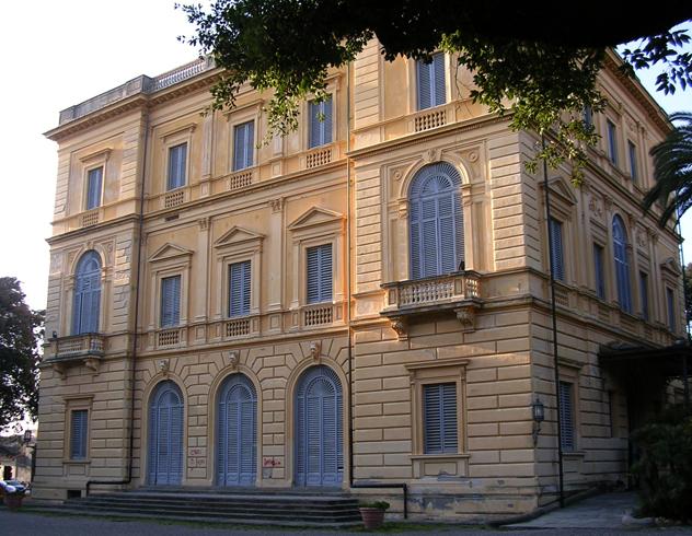 Музей Фаттори Ливорно