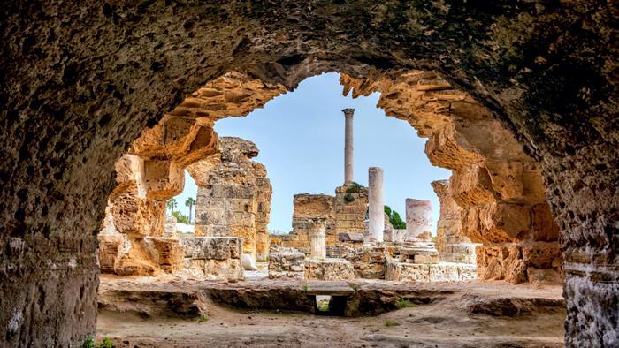 Руины легендарного города сегодня. /Фото: planetofhotels.com