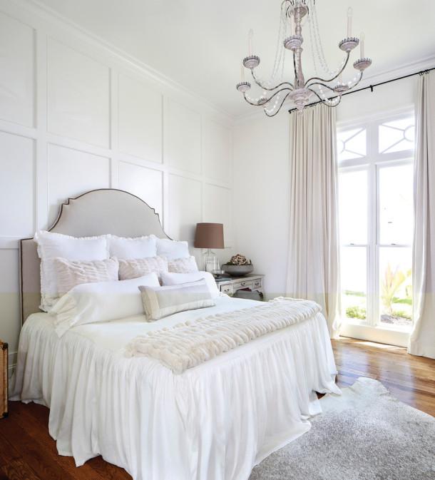 белая спальня36