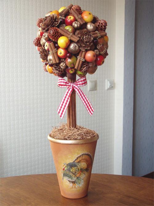 Добавив к фруктам сладости, Вы получите настоящую драгоценность