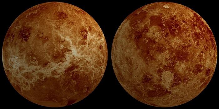 На Венере день длиннее, чем через год.