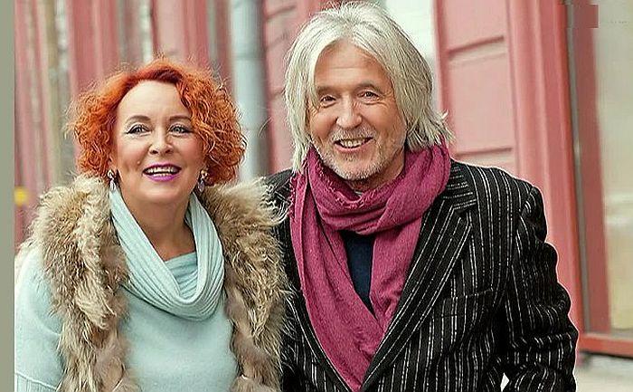 Вячеслав и Татьяна Малежик. / Фото: www.7days.ru