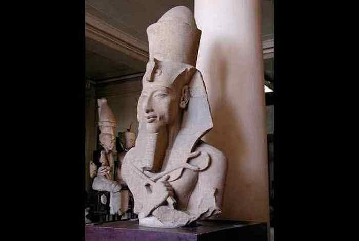 Моисей - это фараон Эхнатон?