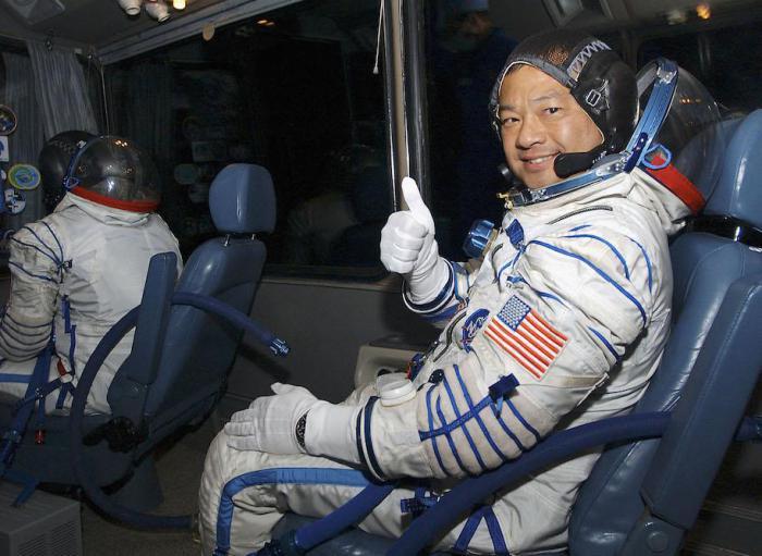 астронавт лерой чиао