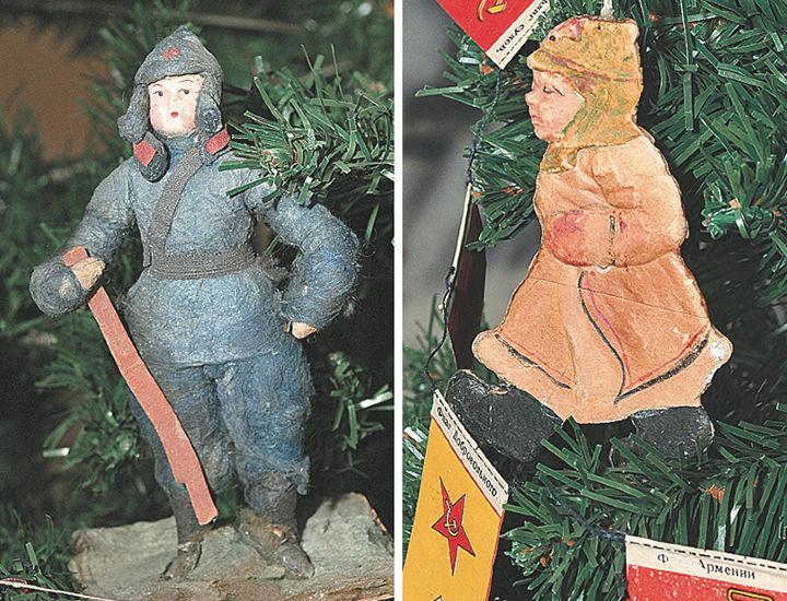 Русские новогодние игрушки: правдоподобные мифы и фантастичная реальность, фото № 8