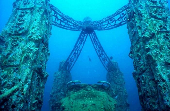 Руины Порта-Ройал (Ямайка).   Фото: farm2.staticflickr.com.