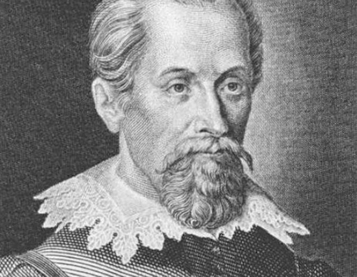 Иоганн Кеплер.