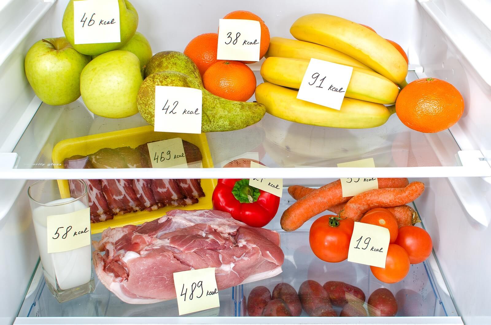 Как правильно подсчитать калории чтобы похудеть