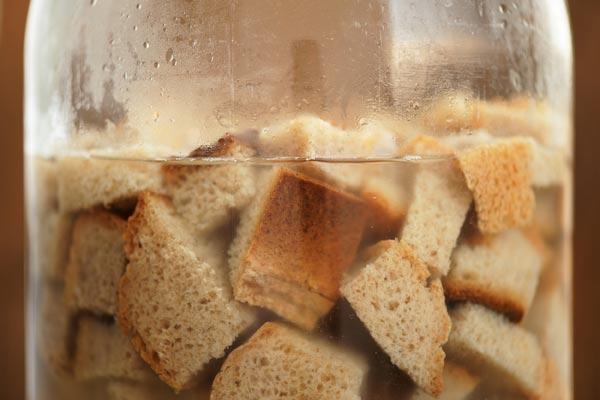хлеб в банке