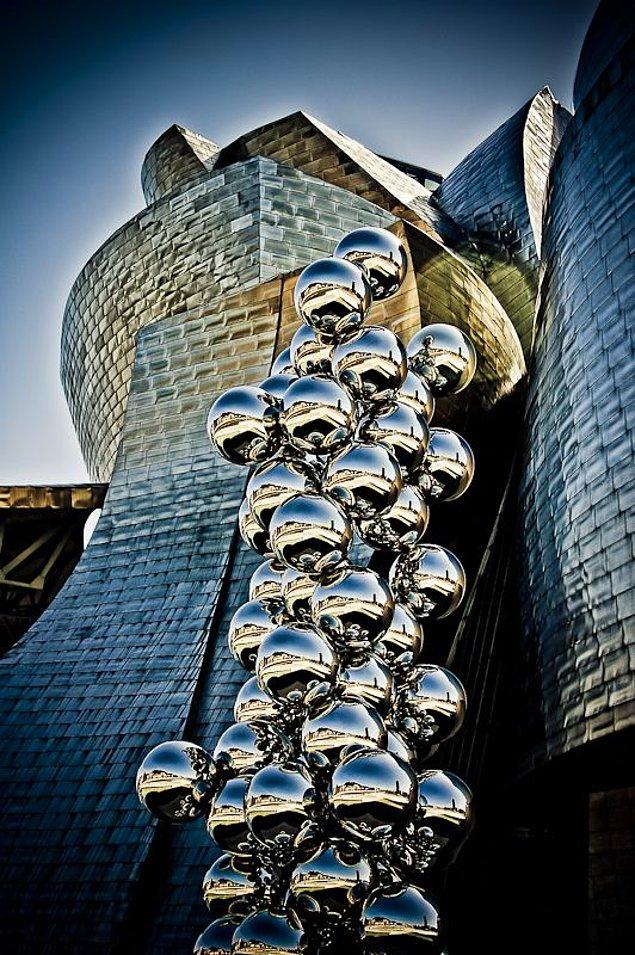 Музей Гуггенхейма, Бильбао, Испания