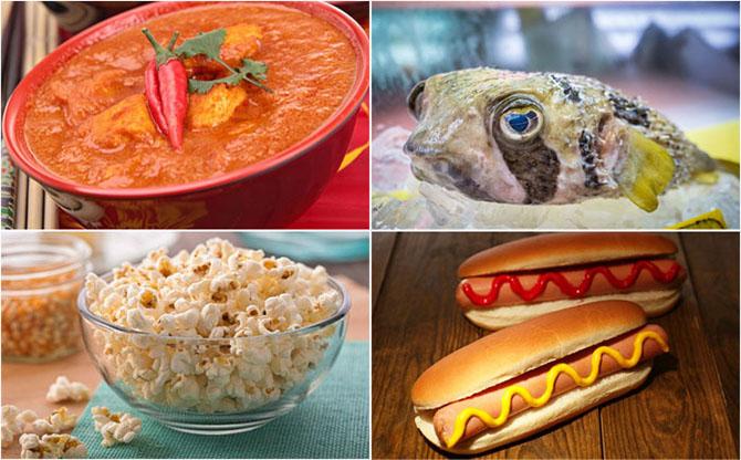 10 шокирующих случаев трагических смертей от еды