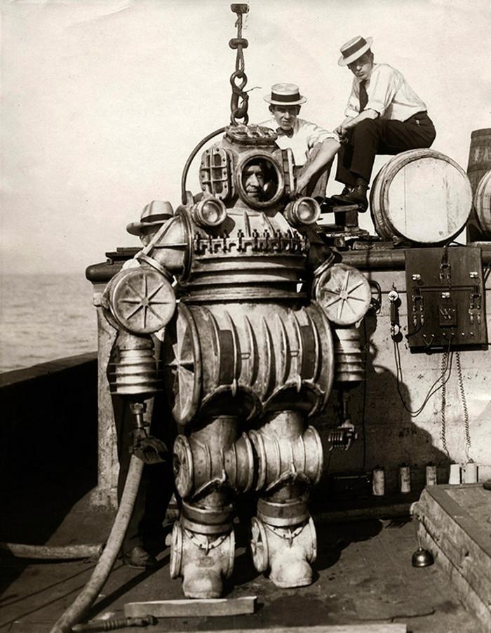 Чем страннее, тем лучше: необычный фотоархив Роба Муриса