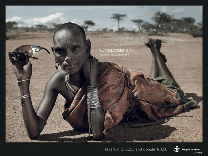 1li03j5YaJg Социальная реклама о нуждающихся людях: «Маленькие деньги   большая разница
