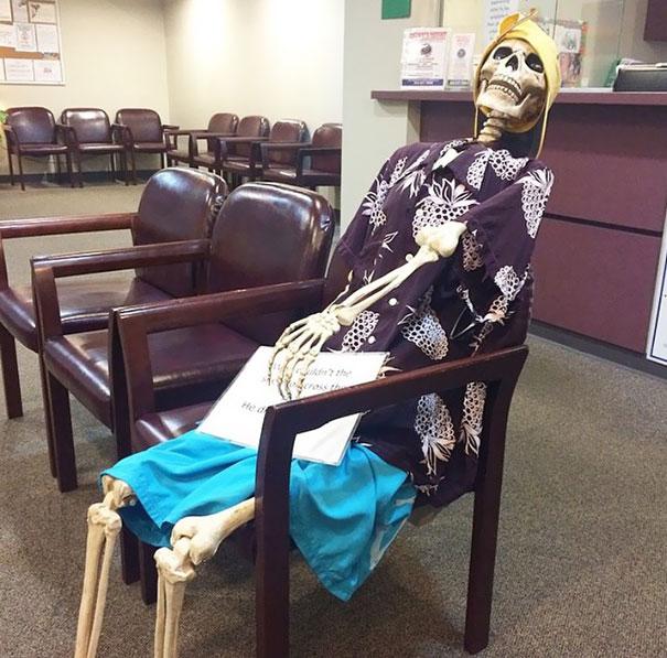 Sadece bir hastanede meydana gelebilecek komik durumlar, sadece bir hastanede meydana gelebilecek beklenmedik durumlar