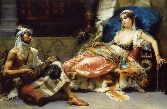 художник Чезаре Аугусто Детти (Cesare Auguste Detti) картины – 06
