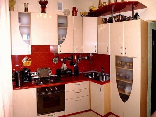 дизайн кухни 5 метров