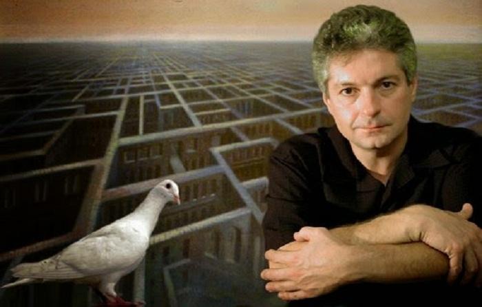 Альберто Панкорбо - современный испанский художник-сюрреалист.