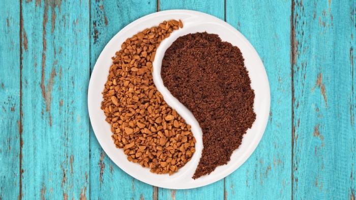 Миф 2: В растворимом кофе много вредных добавок, натуральных зерен в нем нет / Фото: vk.com
