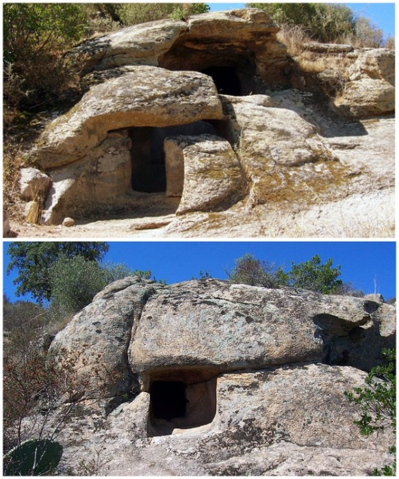 «Дома фей» самые удивительные мегалитические каменные постройки, найденные на территории Италии.   Фото: orangesmile.com.