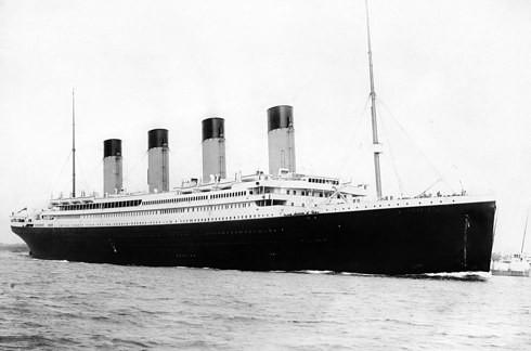 """""""Титаник"""" утопили намеренно Конспирология, жуткие тайны, загадки, теории заговора"""