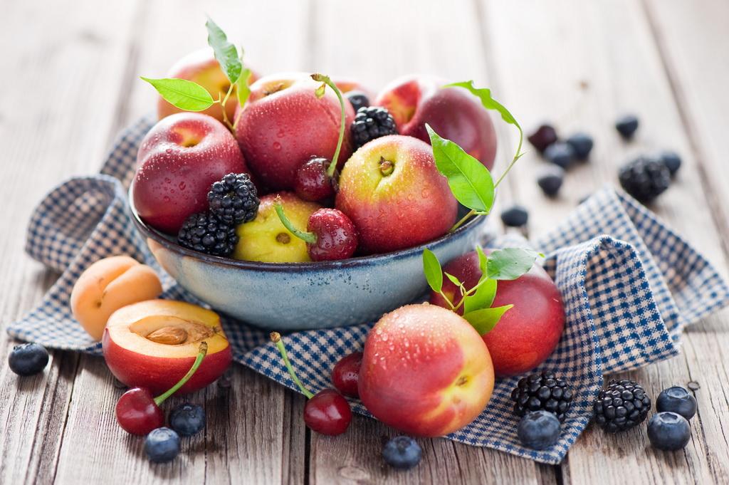 Картинки с красивыми фруктами
