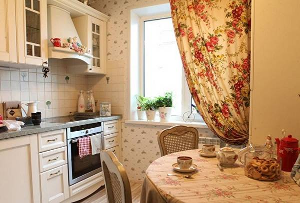 дизайн кухни маленькой площади, фото 13