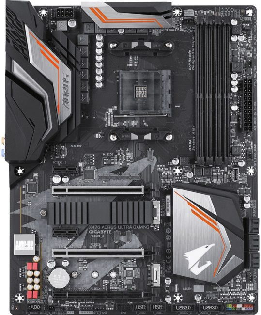 Лучшие материнские платы для AMD Ryzen