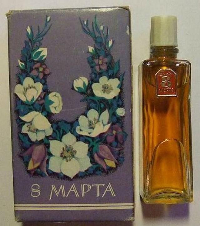 parfyum21 Яркие представители парфюмерии СССР