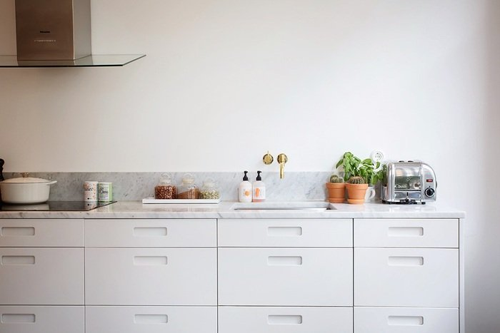 Как обустроить маленькую кухню: 12 простых советов - фото 3