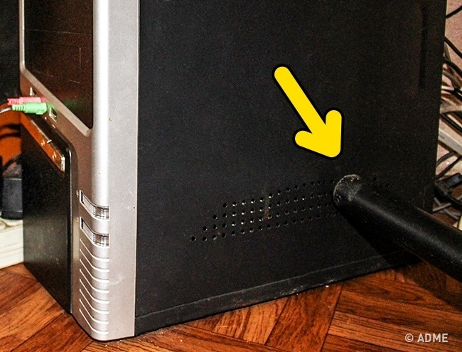 Программа для выдувания пыли из ноутбука скачать