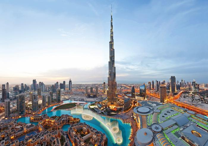 Одна из самых высоких башен в мире.