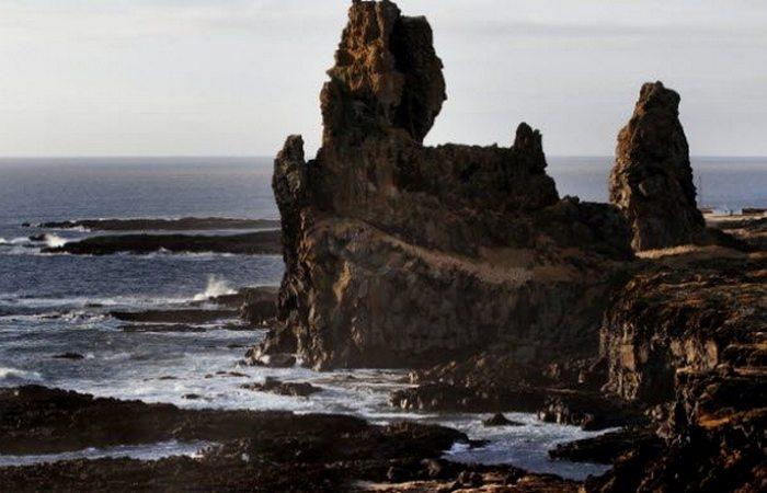Вулканы раскрывают тайну: лабиринт Нешраун.