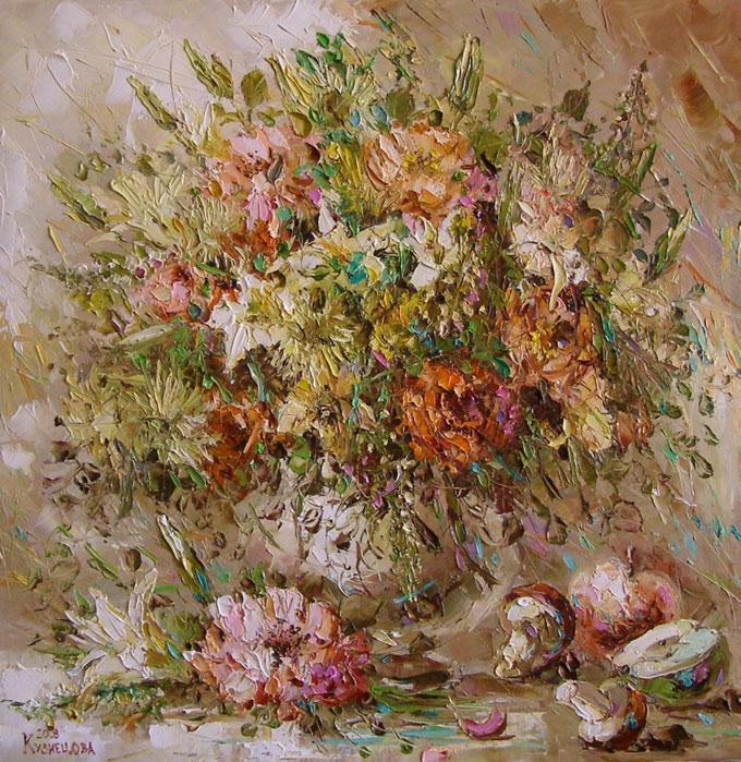 Картина Юлии Кузнецовой