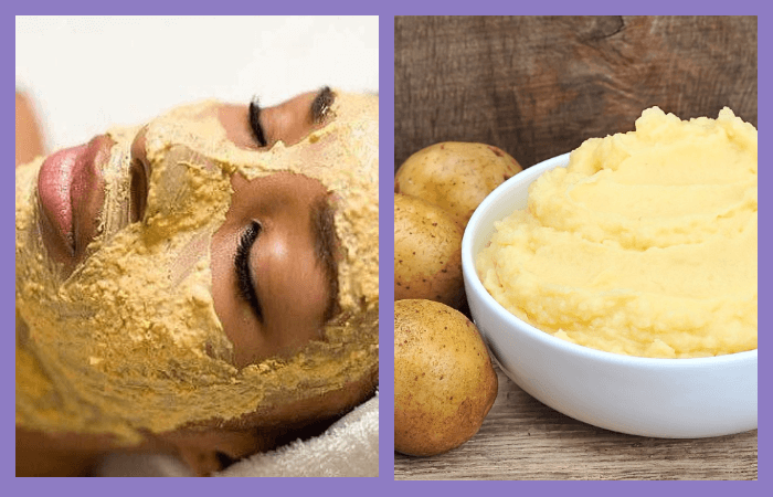 Картофель в косметологии - Ланита