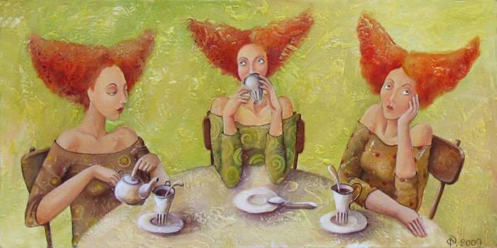 Вера, Надежда, Любовь. Автор: Яна Фефелова. Автор: Яна Фефелова.